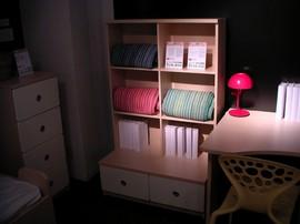 moda en casa,子供用机,棚